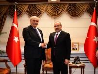 CAN GÜVENLİĞİ - Yunanistan Vize Başvuru Merkezi Yeni Şubesini Trabzon'da Hizmete Açtı