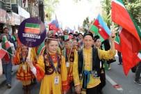 MILLI EĞITIM BAKANLıĞı - 42 Ülkeden Bin 100 Çocuk 23 Nisan Coşkusunu Kocaeli'de Yaşayacak