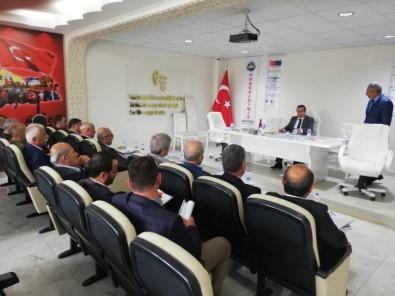 Akçadağ Belediyesinde İlk Meclis Toplantısı