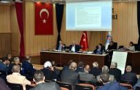 SÜLEYMAN KAHRAMAN - Akdeniz Belediye Meclisi, Yeni Dönemin İlk Toplantısını Yaptı
