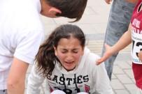 SİVAS VALİSİ - Aldığı Sonuç Karşısında Gözyaşlarına Boğuldu