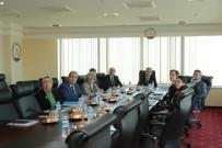 ÇANAKKALE ONSEKIZ MART ÜNIVERSITESI - Balkan Üniversiteler Birliği Üyesi Türk Rektörler, Trakya Üniversitesi Ev Sahipliğinde Toplandı