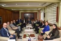 MILLIYETÇI HAREKET PARTISI - Başkan Çerçi'ye Tebrik Ziyaretleri Devam Ediyor