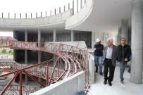 OSMAN GÜRÜN - Başkan Gürün, Bölge Müzesi Çalışmalarını Yerinde İnceledi