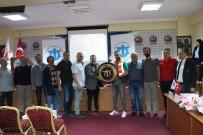 CIHAN YıLMAZ - Başkan Şimşek Açıklaması 'Aliağa Limanlarımıza Gelen Gemi Sayısı İzmir'in 3 Katı'