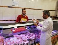 MARKET - Bayrampaşa'da Et Ve Et Ürünleri Satan İş Yerlerine Sıkı Denetim