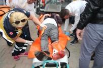 POLİS MERKEZİ - Bilecik'te Alacak Verecek Davasında 3 Kişi Yaralandı