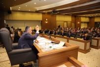 HAFTA SONU - Bursa'da Belediyelerde Başkanların Yardımcıları Belli Oldu
