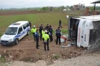 Denizli'de Kaza Yapan Otobüsün, Öğrencileri Pamukkale-İzmir-Çanakkale Gezisine Götürdüğü Ortay Çıktı