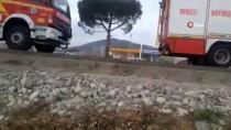 Denizli'de Öğrencileri Taşıyan Otobüs Devrildi Açıklaması 15 Yaralı