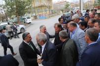 MURAT DURU - Develi'de Seçim Sonrasında İlk Muhtarlar Toplantısı Yapıldı