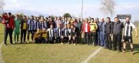 Döşemealtılı Futbolcular Başarıdan Başarıya Koşuyor