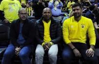 MEHMET AURELİO - Efsaneler Ülker Spor Salonu'nda Buluştu