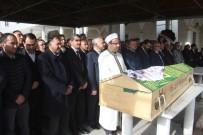Elazığspor Eski Başkanı Aydın Son Yolculuğuna Uğurlandı