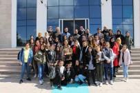 ATATÜRK EVİ - Fransa Ve Belçika'da Eğitim-Öğretim Gören Öğrenciler Dumlupınar'ı Ziyaret