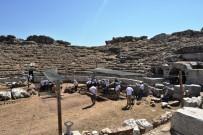 BULDUK - İznik Roma Tiyatrosu'nda Büyük Keşif