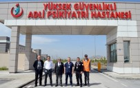 ADALET BAKANLıĞı - Kayseri Şehir Hastanesi Başhekim Yardımcısı Uzm. Dr. Reyhancan, 'YGAP Türkiye'de 4 İlde Mevcut'