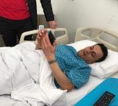 Kazada Ölen Arkadaşları İçin Morg Kapısında Gözyaşı Döktüler