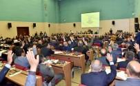 ORTAK AKIL - Konya Büyükşehir Belediyesi Meclisi Yeni Dönemin İlk Toplantısını Yaptı