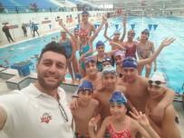 ALEYNA - Marmarisli Yüzücüler Dereceyle Döndüler