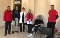 MEHMET AKİF ERSOY - Mehmet Akif Ersoy Lisesinden Kan Bağışı Kampanyası