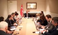 DıŞ EKONOMIK İLIŞKILER KURULU - Milli Savunma Bakanı Hulusi Akar Açıklaması 'Çok Ciddi Şekilde Hava Ve Füze Tehdidine Maruz Olduğumuzu Bilin'