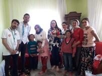 NEVÜ Gökkuşağı Ekibi Köy Çocuklarıyla Buluşmaya Devam Ediyor