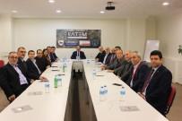 MEHMET AYDıN - RATEM Başkanı Yusuf Gürsoy Güven Tazeledi