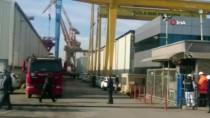 MUHAMMED ALI - Tuzla'da 2 Kişinin Öldüğü Gemi Yangınına Dava