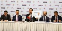 BİNALİ YILDIRIM - AK Parti Genel Başkan Yardımcısı Yavuz Açıklaması 'Kayıt Dışı Aktörler Var'