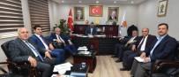 YEREL SEÇİMLER - AK Parti Mardin İl Başkanı Kılıç Açıklaması 'AK Parti Olarak Farkımızı Ortaya Koyacağız'