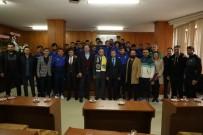 HAFTA SONU - Başkan Kibar, Fatsa Belediyespor'u Ağırladı