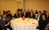 MİMARLAR ODASI - Başkan Yüce, Mimar Sinan'ı Anma Gecesi Etkinliğine Katıldı