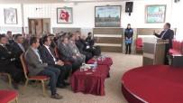 TOPLUM DESTEKLI POLISLIK - Beyşehir'de İlçenin Güvenliği Masaya Yatırıldı