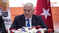 BİNALİ YILDIRIM - Binali Yıldırım'dan İmamoğlu açıklaması