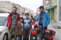TÜRKMENISTAN - Bisikletli Gezginler Dünyayı Geziyor