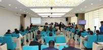 CELALETTIN GÜVENÇ - Büyükşehir Meclis'inde İhtisas Komisyonları Seçimi Yapıldı