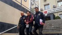 BAHÇELİEVLER - Cezaevinden Özel İzinle Çıktı, Fatih'te İş Yeri Kasasını Soydu