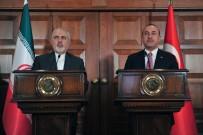BASIN AÇIKLAMASI - Dışişleri Bakanı Çavuşoğlu Mevkidaşıyla Bir Araya Geldi