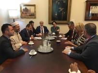 DİYANET İŞLERİ BAŞKANI - Diyanet İşleri Başkanı Erbaş, Melbourne Belediye Başkanıyla Görüştü
