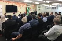 MÜSLÜMANLAR - Diyanet İşleri Başkanı Erbaş, 'Victoria İslam Konseyi'ni' Ziyaret Etti