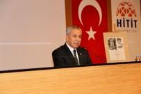 AHMET YESEVI - Eski TBMM Başkanı Arınç, Üniversite Öğrencileriyle Bir Araya Geldi