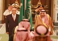 IRAK - Irak Başbakanı Riyad'ta