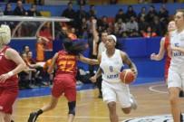 IŞIL ALBEN - Kadınlar Basketbol Süper Ligi Açıklaması Hatay Büyükşehir Belediyespor Açıklaması 62 - Galatasaray Açıklaması 63