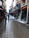 Kafeler Caddesi'nde Korkutan Yangın