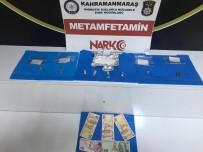 UYUŞTURUCU TİCARETİ - Kahramanmaraş'ta Uyuşturucu Operasyonu Açıklaması 2 Gözaltı