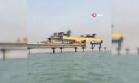 SUUDI ARABISTAN - Kızıldeniz'deki Köprü İnşası Hızla Devam Ediyor