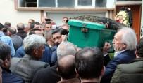 GÖLGELI - Kütahya Muhtarlar Derneği Başkanı Zekeriya Yılmaz, Son Yolculuğuna Uğurlandı