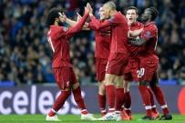 LIVERPOOL - Liverpool, Porto'yu Farklı Geçti