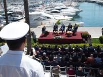 CAN GÜVENLİĞİ - Marmaris'te 'Türk Denizciliğine Bakış' Paneli